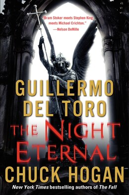 Book The Night Eternal: Book Three of the Strain Trilogy by Toro Guillermo Del