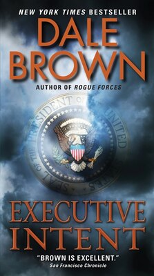 Book Executive Intent by Dale Brown