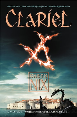 Book Clariel: The Lost Abhorsen by Garth Nix