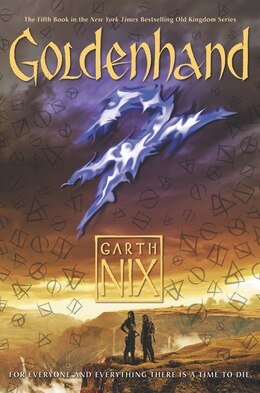 Book Goldenhand by Garth Nix