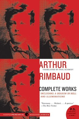 Book Arthur Rimbaud: Complete Works: Complete Works by Arthur Rimbaud