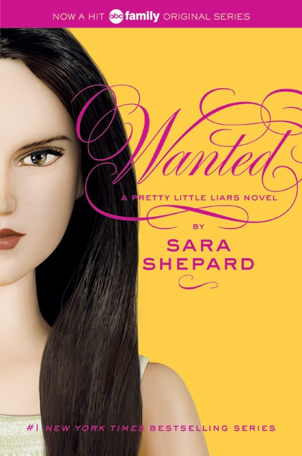 Book Pretty Little Liars #8: Wanted: Wanted by Sara Shepard