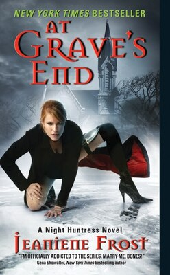 Book At Grave's End: A Night Huntress Novel by Jeaniene Frost