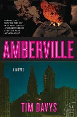 Book Amberville: A Novel by Tim Davys