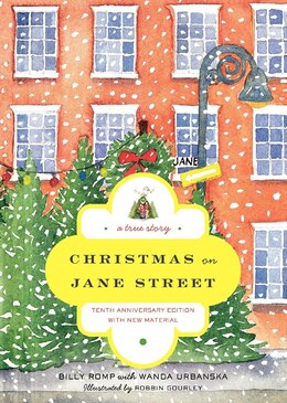 Book Christmas On Jane Street: A True Story by Billy Romp