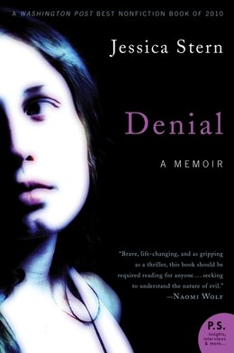 Book Denial: A Memoir by Jessica Stern