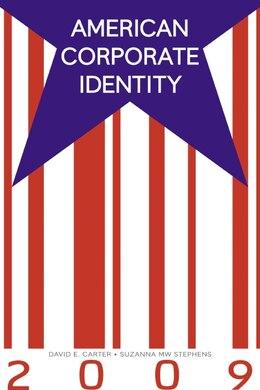 Book American Corporate Identity 2009 by David E. Carter