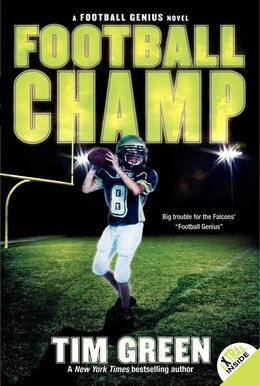 Book Football Champ: A Football Genius Novel by Tim Green