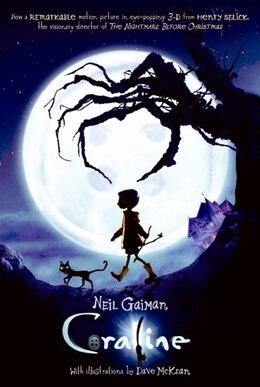Book Coraline Movie Tie-in Edition by Neil Gaiman