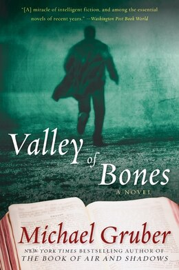 Book Valley Of Bones: A Novel by Michael Gruber