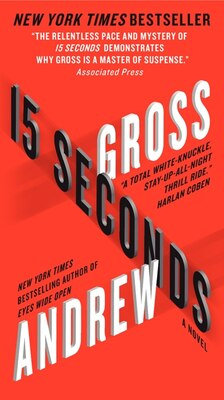 Book 15 Seconds: A Novel by Andrew Gross