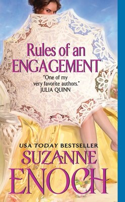 Book Rules of an Engagement by Suzanne Enoch