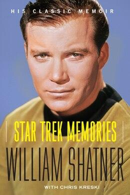Book Star Trek Memories by William Shatner