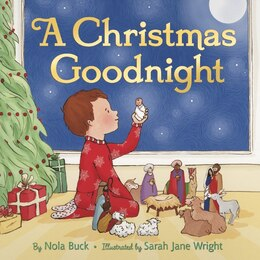Book A Christmas Goodnight by Nola Buck