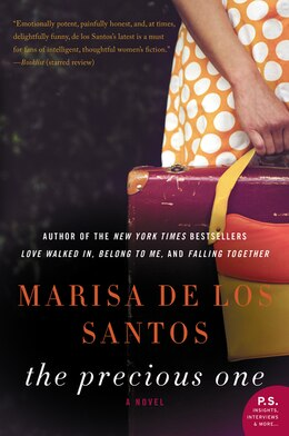 Book The Precious One: A Novel by Marisa De Los Santos