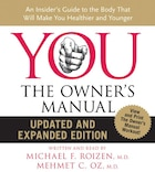 You: The Owner's Manual Cd Updated And Expanded Edition: An Insider's Guide to the Body that…