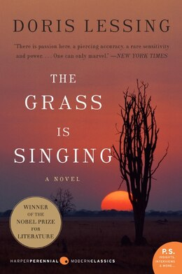 Book The Grass Is Singing: A Novel by Doris Lessing
