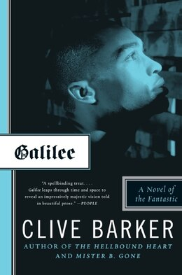Book Galilee: A Novel of the Fantastic by Clive Barker