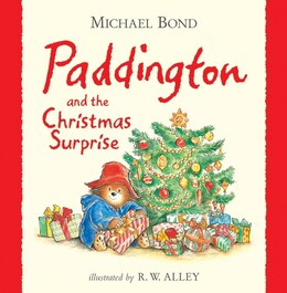 Book Paddington And The Christmas Surprise by Michael Bond