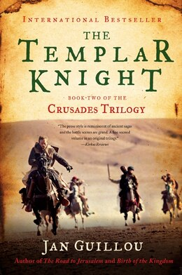 Book The Templar Knight: Book Two of the Crusades Trilogy by Jan Guillou