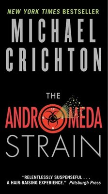 Book The Andromeda Strain by Michael Crichton