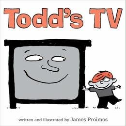Book Todd's TV by James Proimos