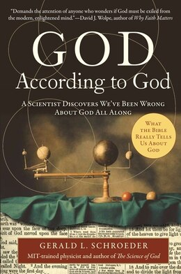 Book God According To God: A Scientist Discovers We've Been Wrong About God All Along by Gerald Schroeder