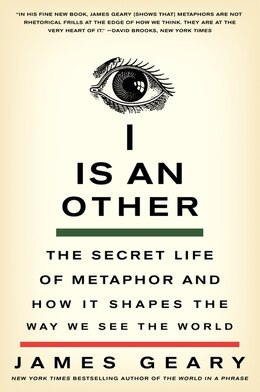 Book I Is An Other: The Secret Life of Metaphor and How It Shapes the Way We See the World by James Geary