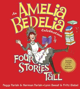 Book Amelia Bedelia Celebration, An: Four Stories Tall by Peggy Parish