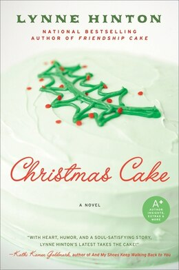 Book Christmas Cake by Lynne Hinton
