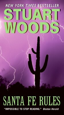 Book Santa Fe Rules by Stuart Woods