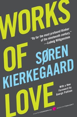 Book Works of Love by Soren Kierkegaard