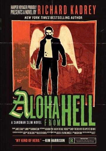 Aloha from Hell: A Sandman Slim Novel by Richard Kadrey