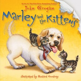 Book Marley and the Kittens by John Grogan