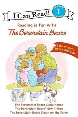 Book The Berenstain Bears I Can Read Collection by Jan Berenstain