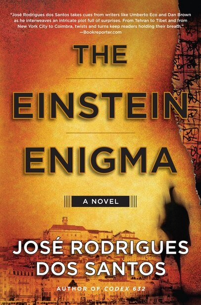 The Einstein Enigma: A Novel by Dos Santos Rodrigues