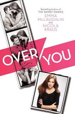 Book Over You by Emma McLaughlin