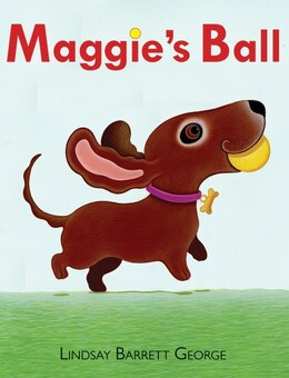 Book Maggie's Ball by Lindsay Barrett George