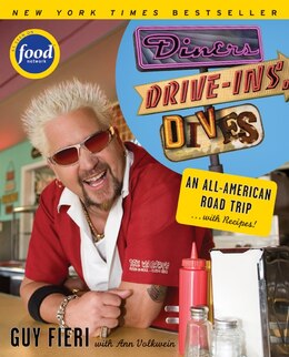 Book Diners, Drive-ins And Dives: An All-American Road Trip . . . with Recipes! by Guy Fieri