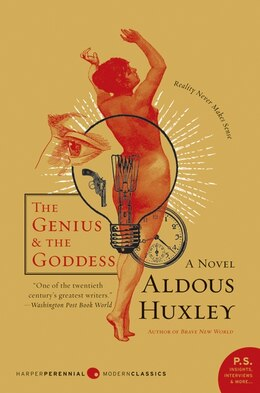 Book The Genius And The Goddess: A Novel by Aldous Huxley