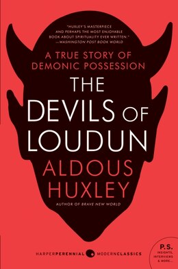Book The Devils Of Loudun by Aldous Huxley
