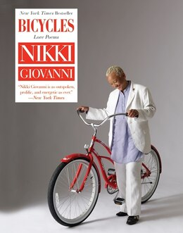 Book Bicycles: Love Poems by Nikki Giovanni