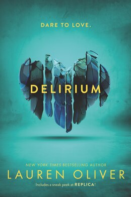 Book Delirium by Lauren Oliver