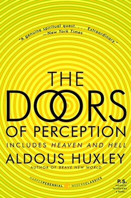 Book The Doors Of Perception And Heaven And Hell by Aldous Huxley