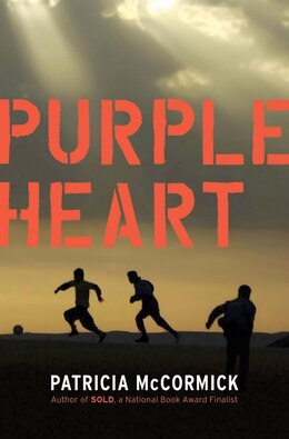 Book Purple Heart by Patricia McCormick