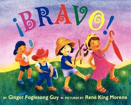 Book Bravo! by Ginger Foglesong Guy