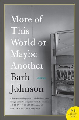 Book More of This World or Maybe Another by Barb Johnson