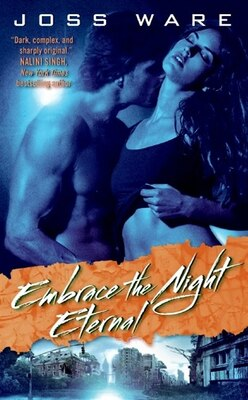 Book Embrace The Night Eternal: Envy Chronicles, Book 2 by Colleen Gleason