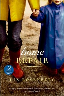 Book Home Repair by Liz Rosenberg