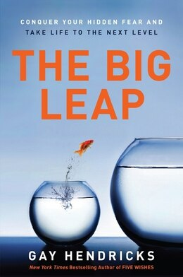 Book The Big Leap: Conquer Your Hidden Fear and Take Life to the Next Level by Gay, PhD Hendricks